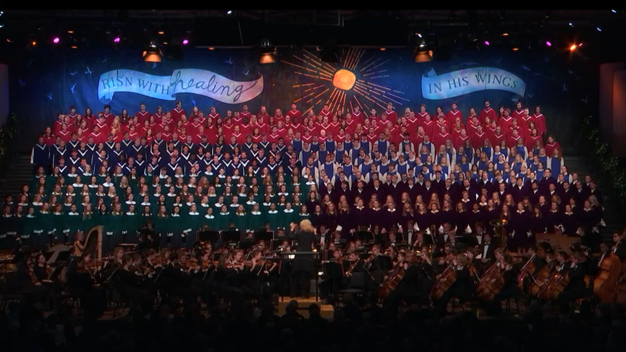 Annual St. Olaf College Tradition Returns With New Throughout What Is The Holiday Schedule For New College Of Florida