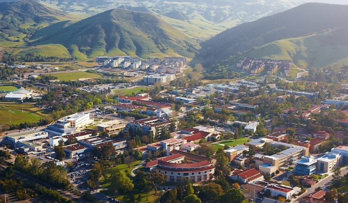 Another Record Year For Cal Poly Applications   Kcbx In San Jose City Schools Calendar