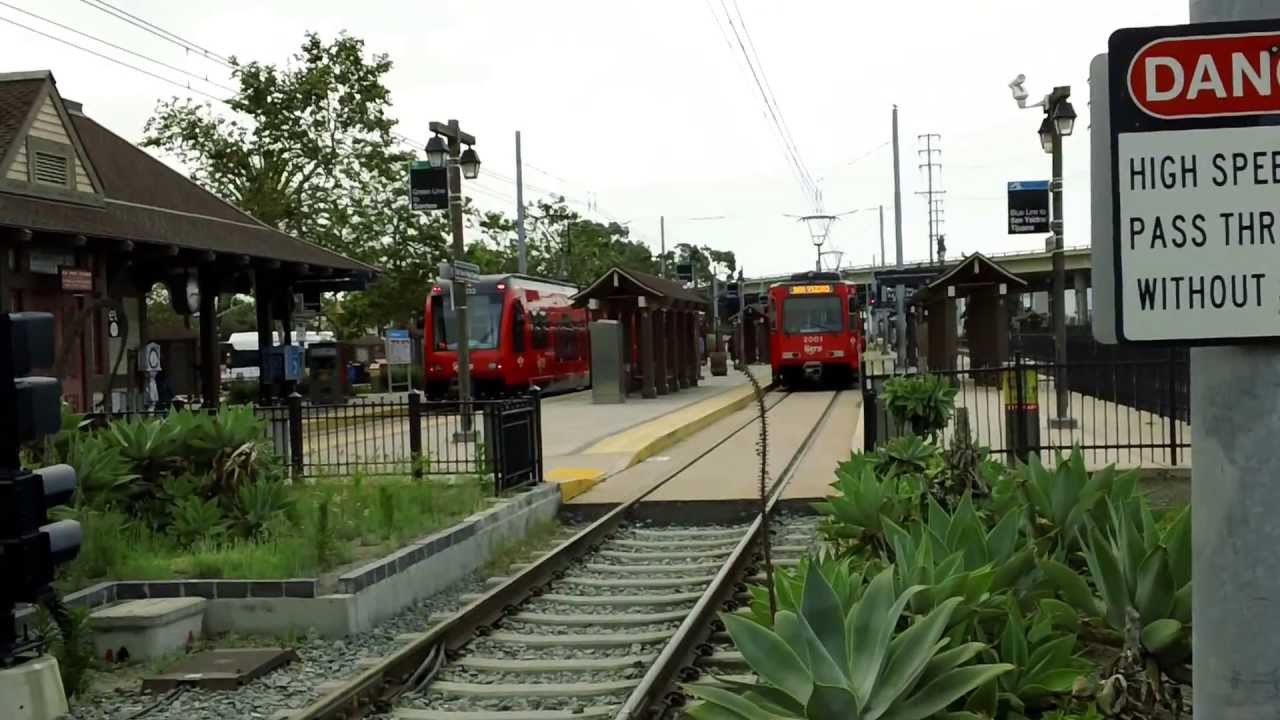 April 2011– Old Town Trolley Station San Diego–1080P For San Diego Music Calendar April