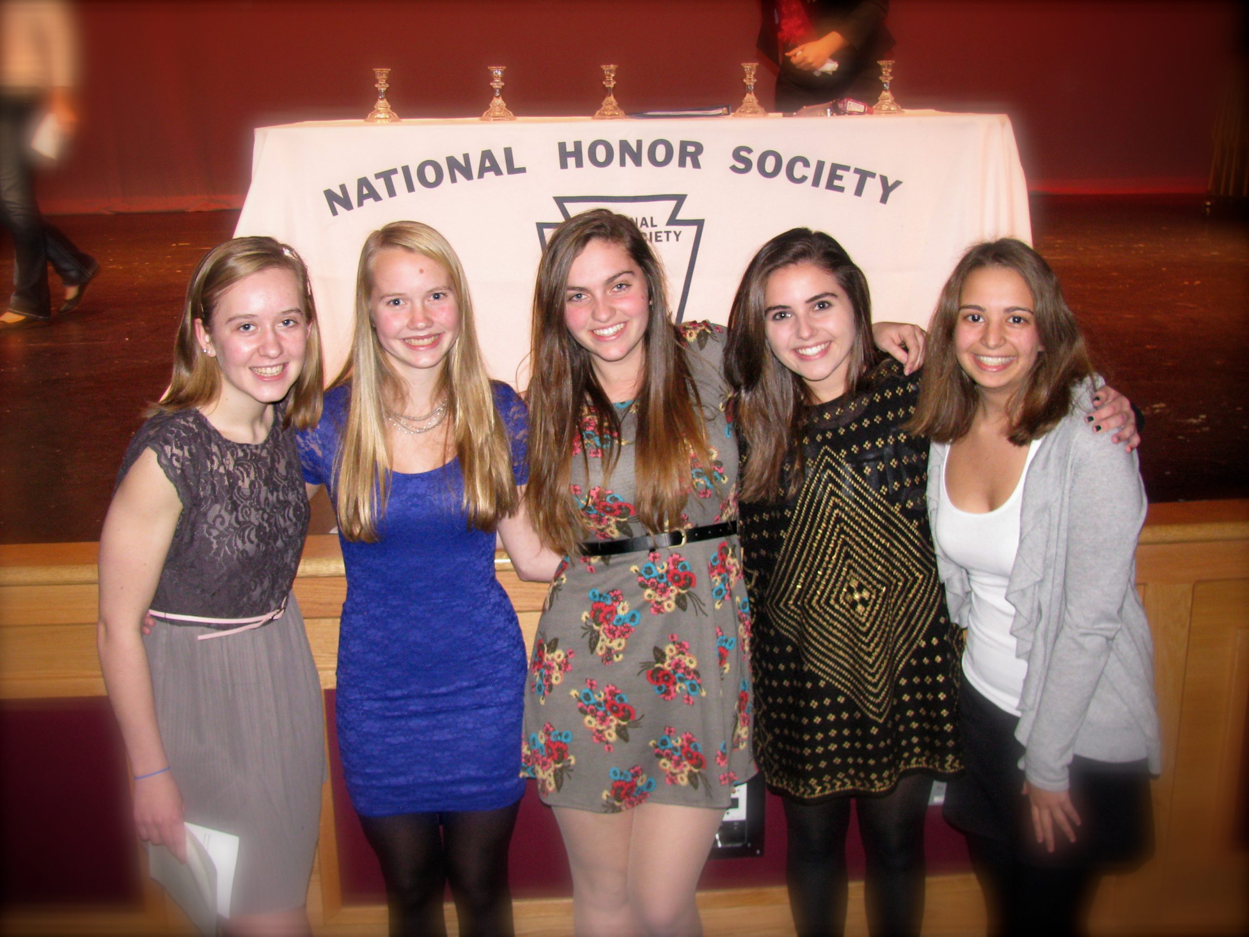 Bedford Hs Nh Di Team Inducted Into National Honor Society Throughout Bedford County Tn Schools Calendar