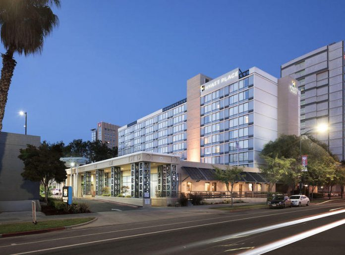 Blackstone Pays $65Mm To Acquire San Jose Hotel - The Registry For San Jose Convention Center Calendar