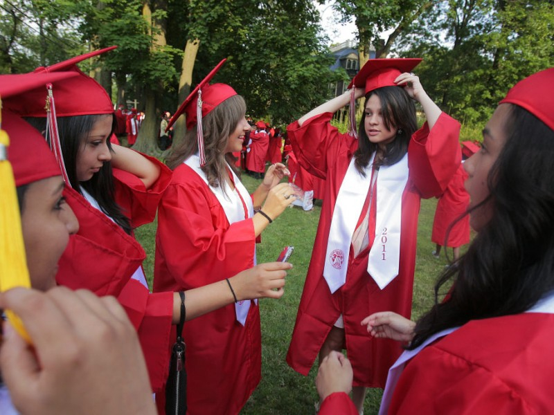 Bloomfield High School Graduates Class Of 2011 With West Bloomfield High School Calendar