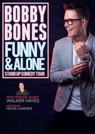 Bobby Bones To Launch Funny & Alone Stand Up Comedy Tour Throughout Funny Bone Virginia Beach Va Calendar