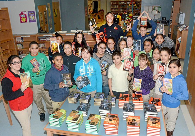 Book Giveaway At Is 171, Brooklyn | United Federation Of with regard to Nyc School Calendar 2015 16