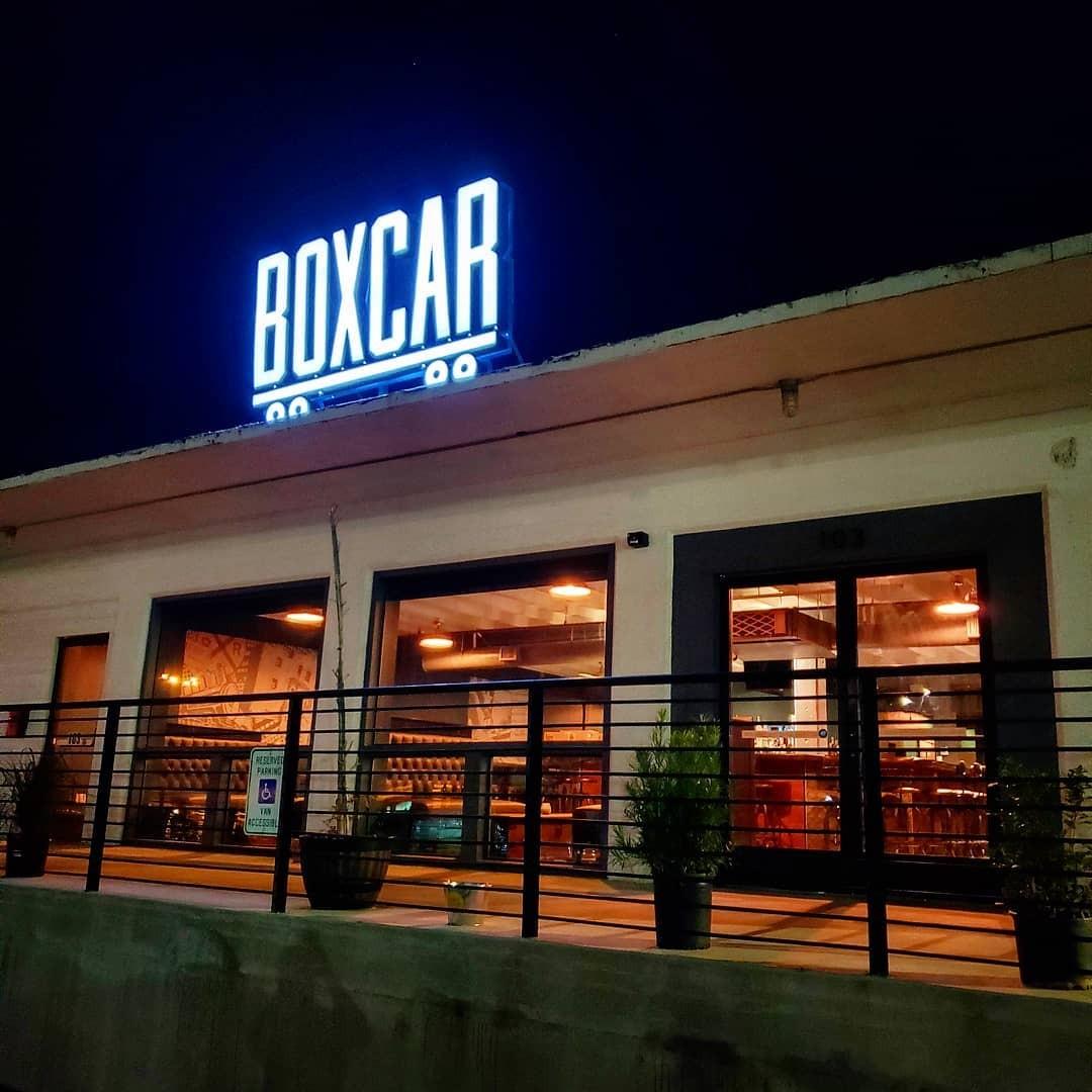 Boxcar Bar Opens As New Downtown San Antonio Nightlife Throughout San Antonio Live Music Calendar