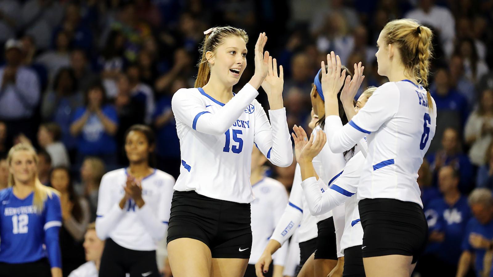 Brooke Morgan – Volleyball – University Of Kentucky Athletics In Madison County Kentucky School Calendar