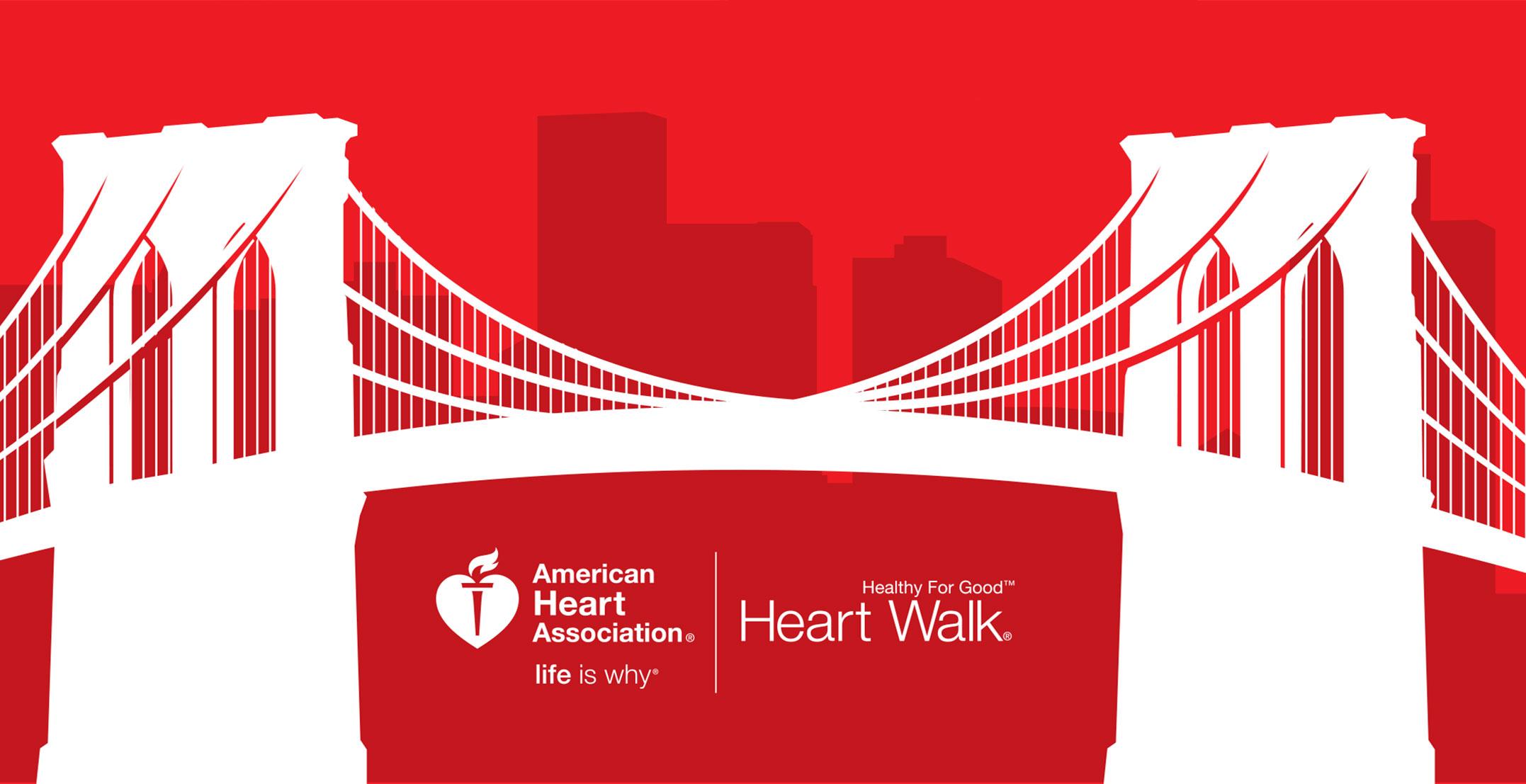 Brooklyn Heart + Stroke Walk – Downtown Brooklyn For Heart And Stroke Calendar