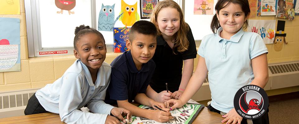 Buchanan Elementary School Within Grand Rapids Public Schools Calendar