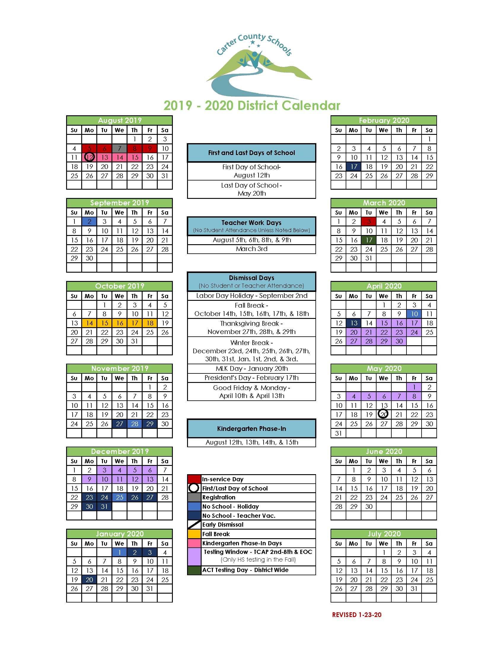 Burke County Public Schools Nc Calendar | Printable Regarding Wake County School District Calenders