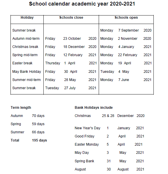 Calendar | St Josephs Wetherby In St. Charles Community College Summer 2021 Calendar