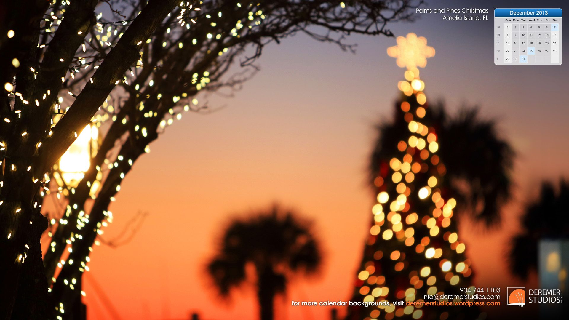 Calendar Time – December Christmas Hd Desktop Wallpaper With What Is The Holiday Schedule For New College Of Florida