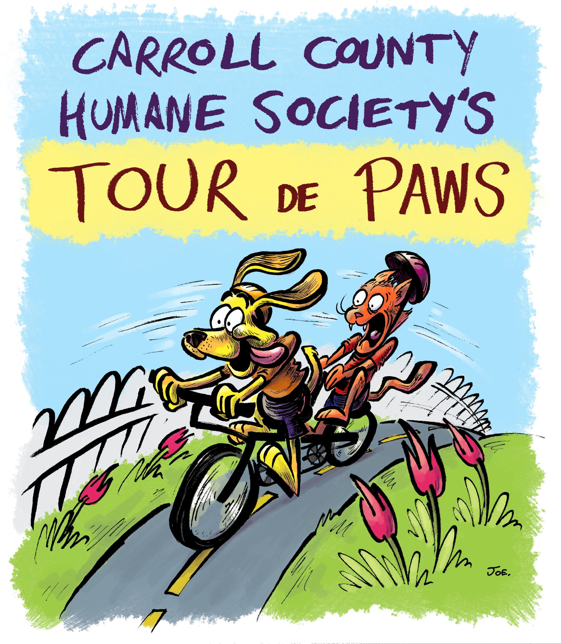 Carroll County Humane Society'S Tour De Paws – Events With Carroll County Events 2021