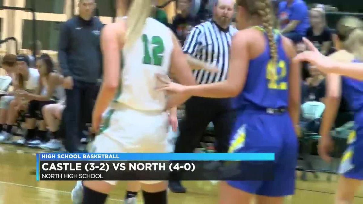 Castle Vs North Girls Basketball Highlights Regarding Castle North Middle School Calendar