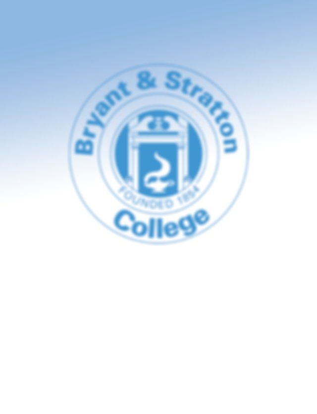 Catalog – Bryant Stratton College 2010 O F F I C I A L C With Regard To Bryant And Stratton College Calendar