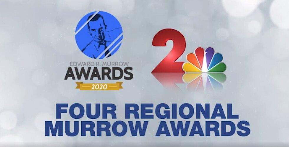 Channel 2 News Honored With Four Regional Edward R. Murrow With Edward R Murrow Calendar