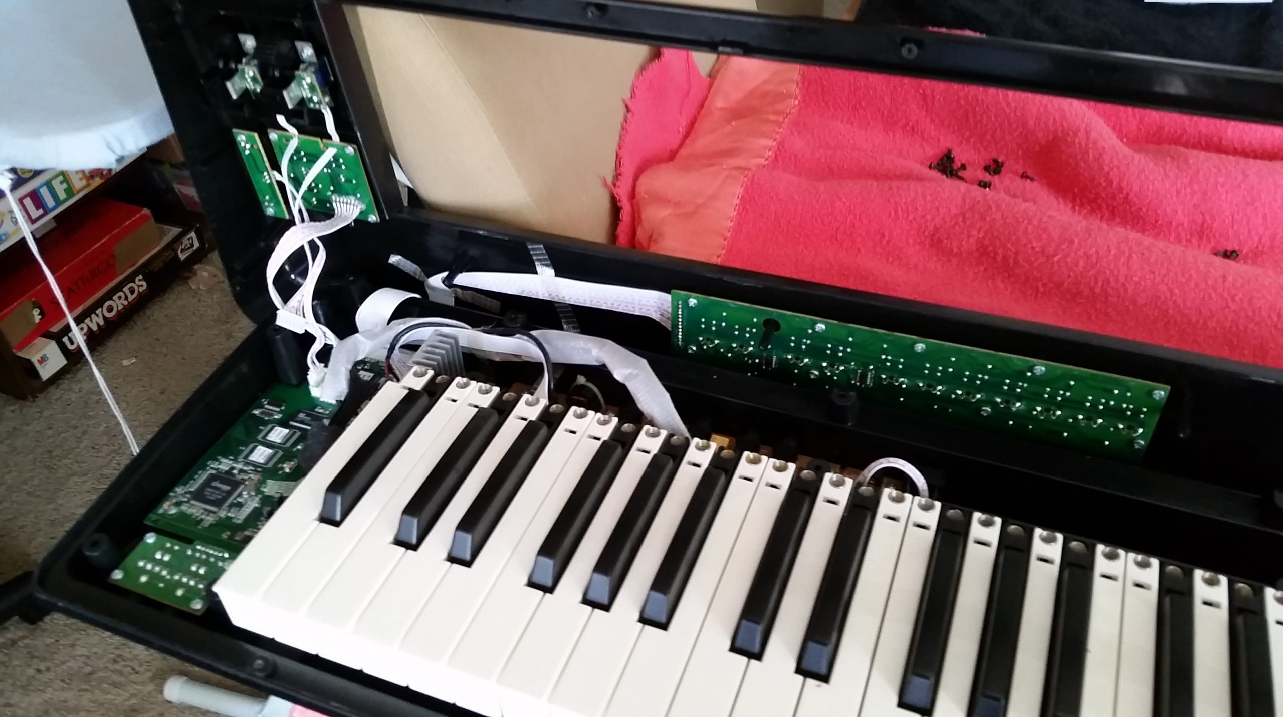 Check Out This Keyboard Repair!   Collin College Fall 2015 Intended For Collin College Spring Break