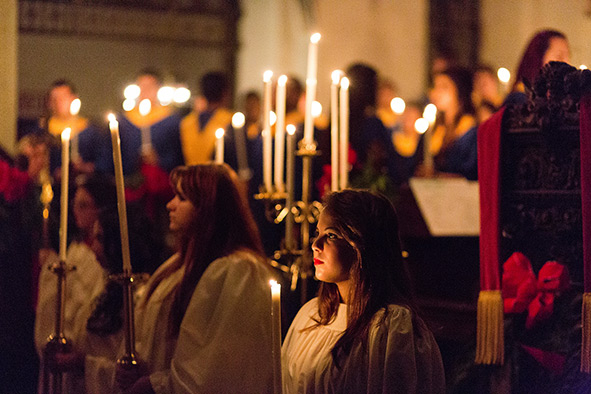 Christmas Vespers   Rollins College   Orlando, Fl With What Is The Holiday Schedule For New College Of Florida