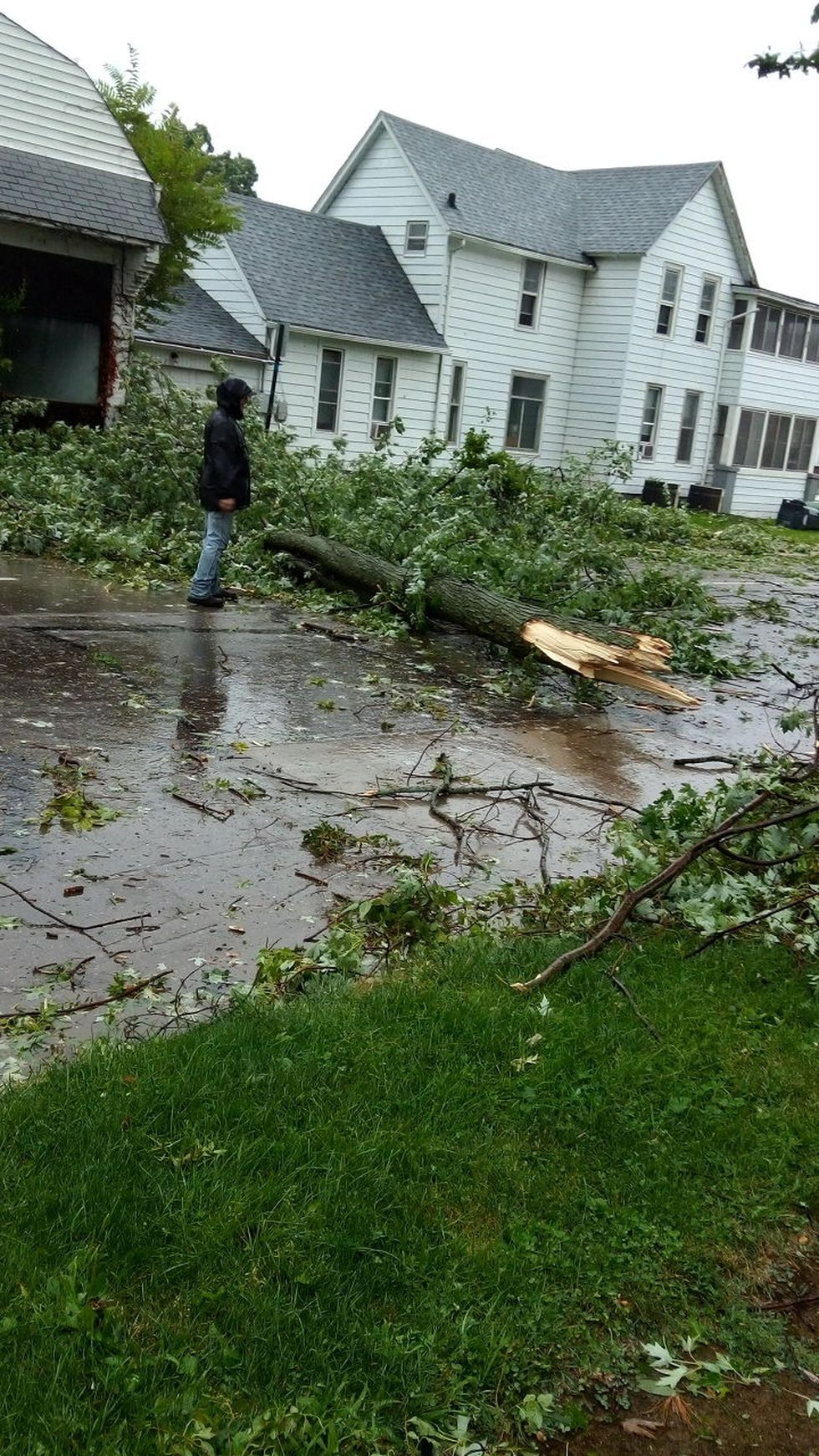 Clinton County Police Urge Safety, Patience After Major Storm Within Deshutes County Traffic Court Schedule