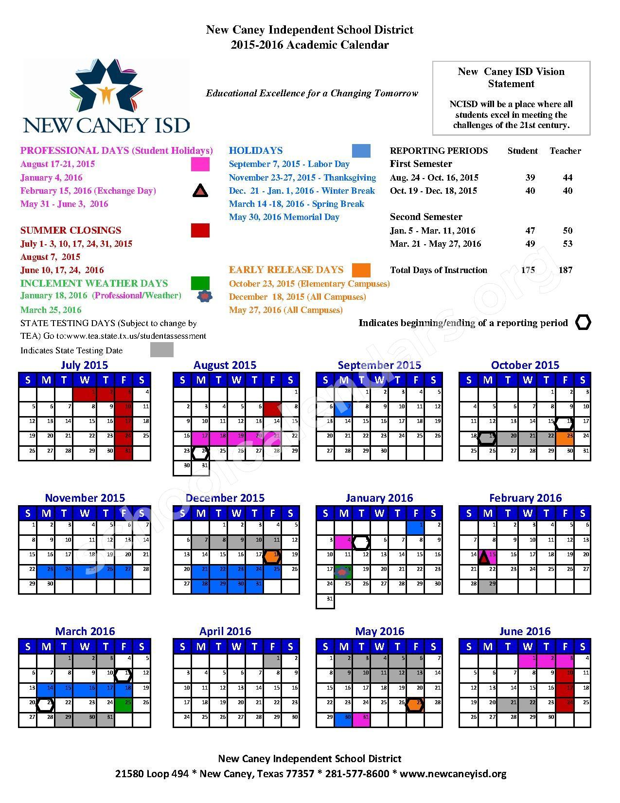 Coeur D'Alene School District Calendar   Printable With Regard To San Marcos University Ca 2020 School Calender