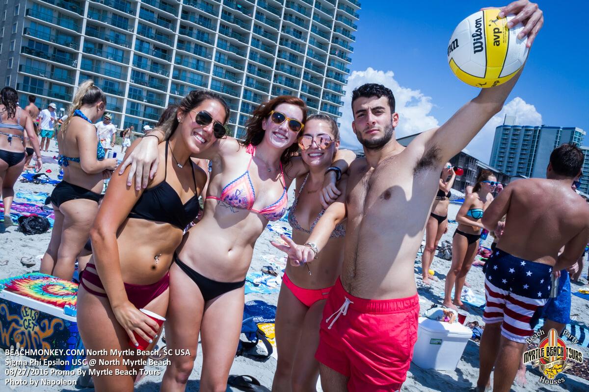 College Beach Week | Myrtlebeachtours With When Is University Of Akron Spring Break 2020