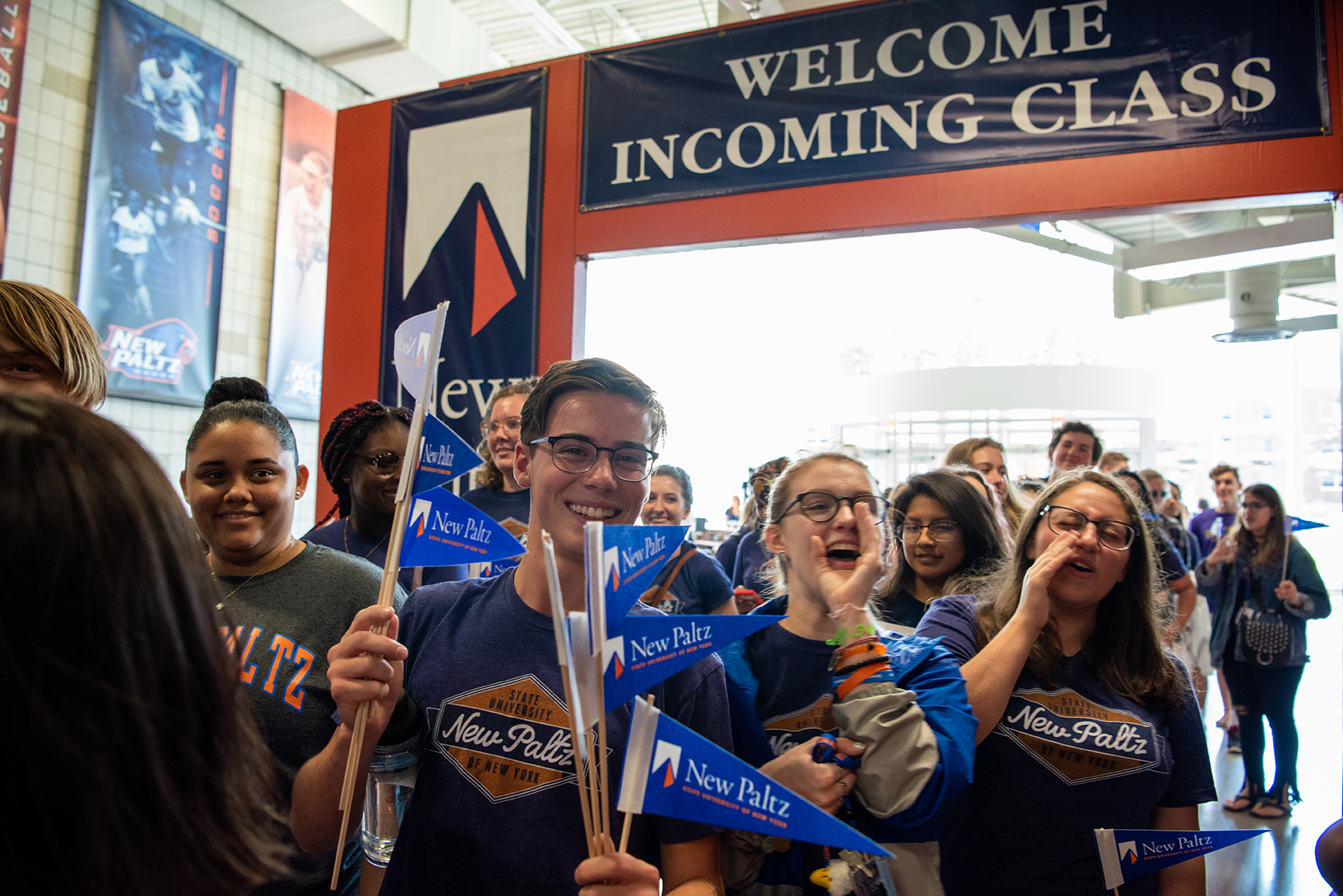College Kicks Off 2018 19 Academic Year At Convocation Pertaining To New Paltz University School Calendar