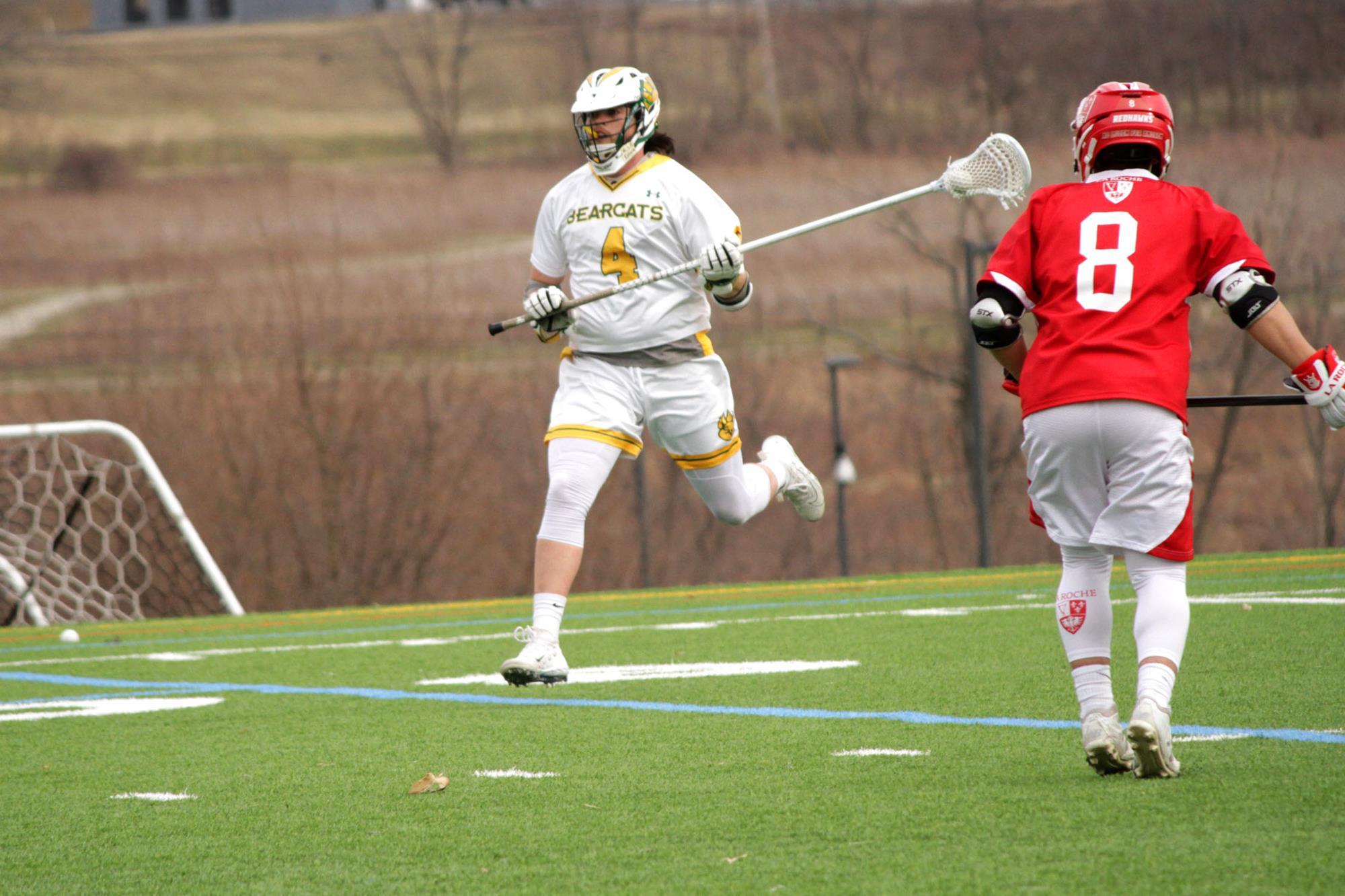 Collin Batenga – Men'S Lacrosse – Saint Vincent College Pertaining To Collin College Semester Calendar