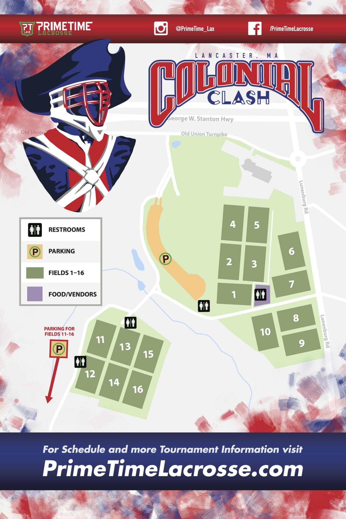 Colonial Clash Lacrosse Tournament - Primetime Lacrosse within Lakeshorecentral Boys And Girls Club Calendar