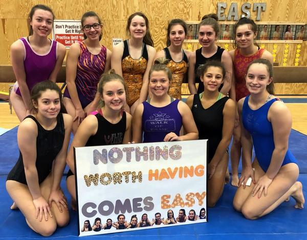 Columbus East High School Girls Varsity Gymnastics Winter Intended For Franklin Central High School Calendar 2020