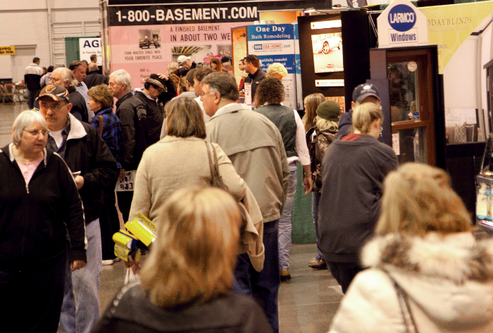 Columbus, Ohio Show: Home And Garden: Home Improvement With Southtown Expo Center Schedule