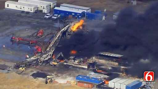 Company Found Partly Responsible For Oklahoma Rig Inside Houston Fire Department Shift Calendar 2020