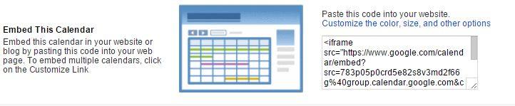 Computer Genie: How To Add Google Calendar Tab To Your With Regard To Put Google Calendar On Desktop