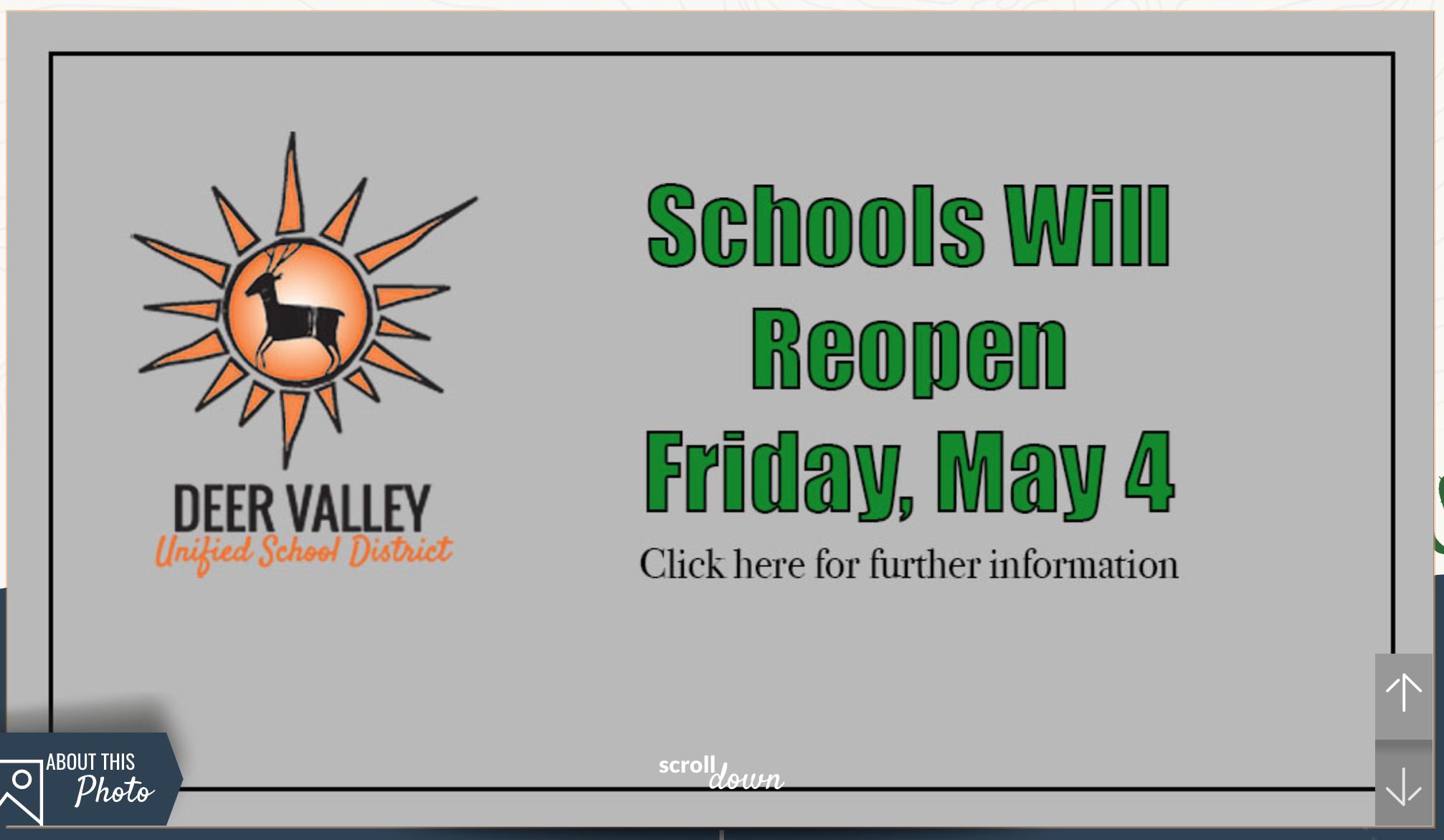 Deer Valley Unified School District Calendar | Printable In University Of Phoenix Academic Calendar 2021