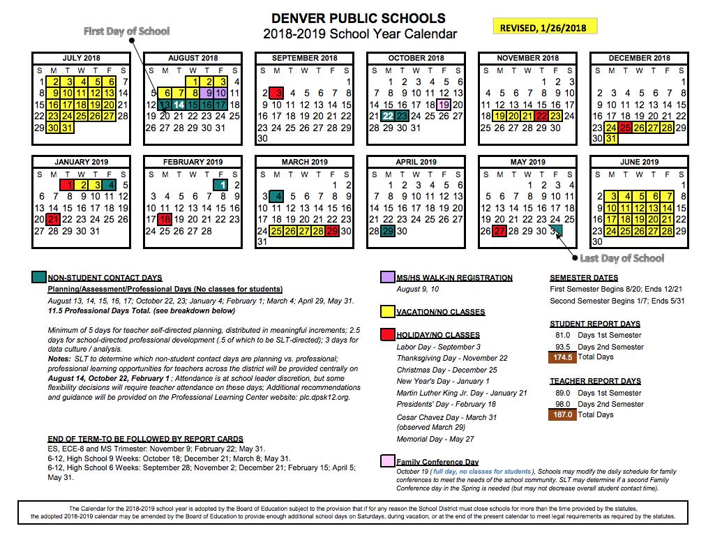 Denver Public Schools Calendar 2020 17   Calendar Fall 2020 Inside Boyertown School District Calendar 2020 17