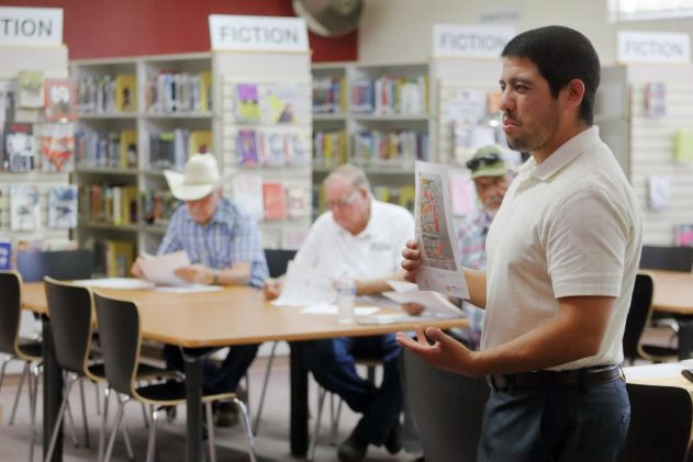 District 1 Residents Gather To Discuss Issues At Town Hall In Merced City School District Calendar