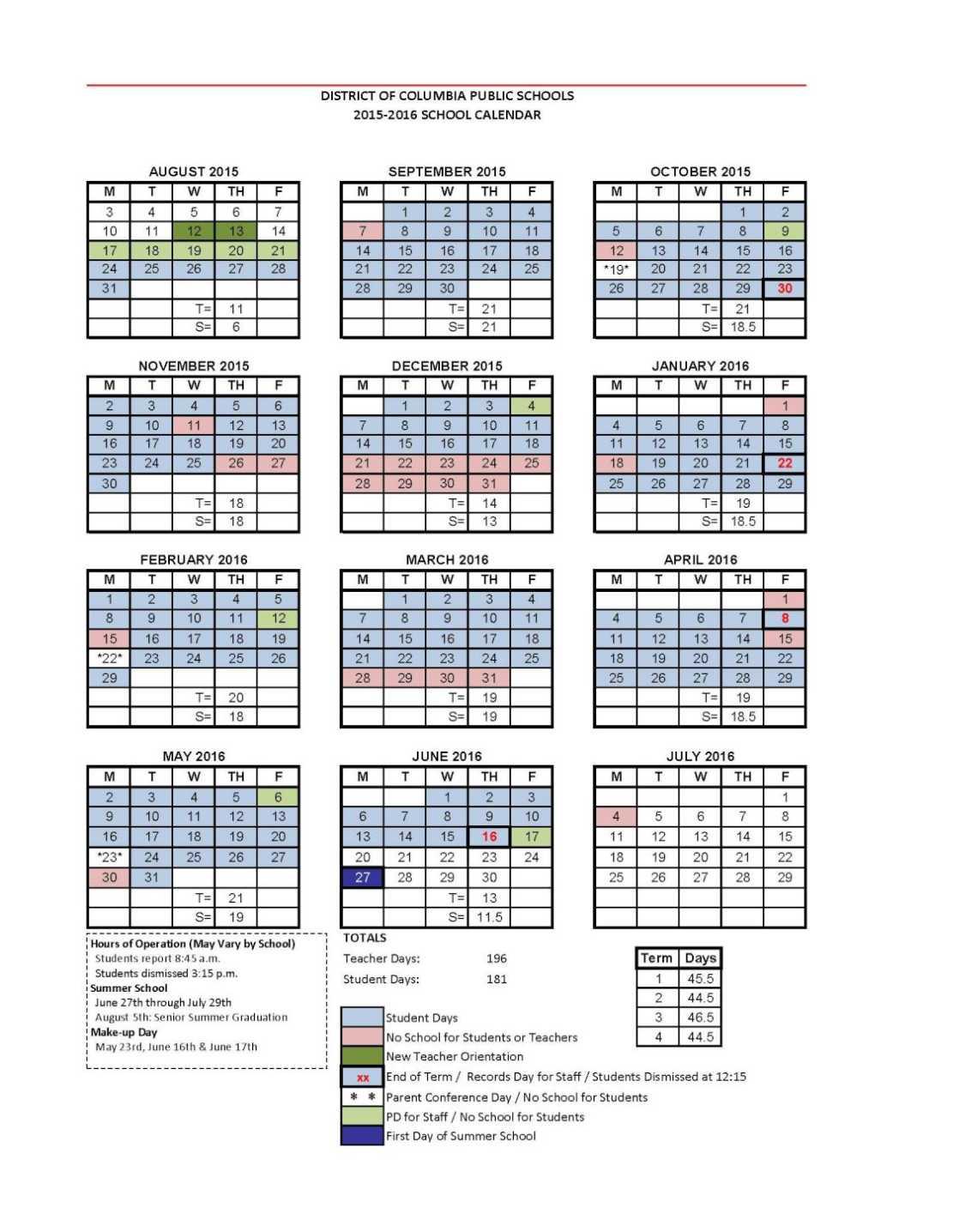 Dsm School Calendar   Printable Calendar 2020 2021 Pertaining To Academic Calendar 2021 20 Chamberlain
