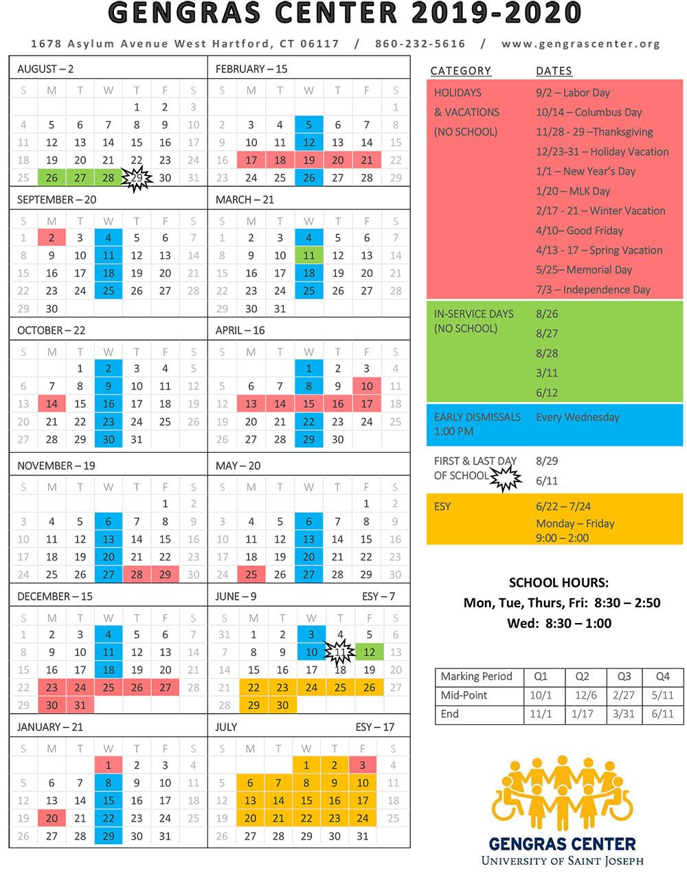 East Hartford School Calendar 2021 2021   Printable In University Of Rhode Island Academic Calendar 2021