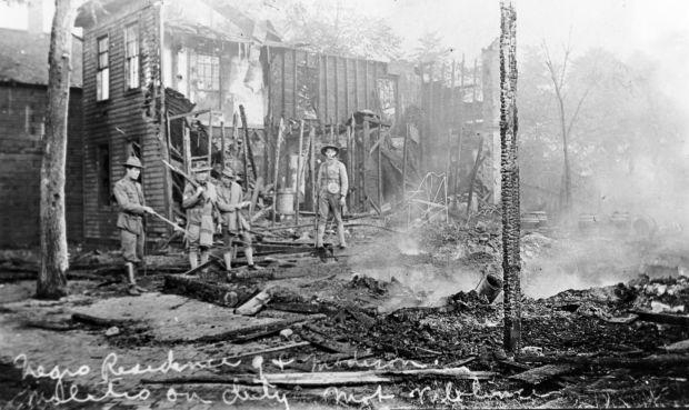 Efforts To Rebuild After Springfield's 1908 Race Riot With Springfield Il Calendar Of Events