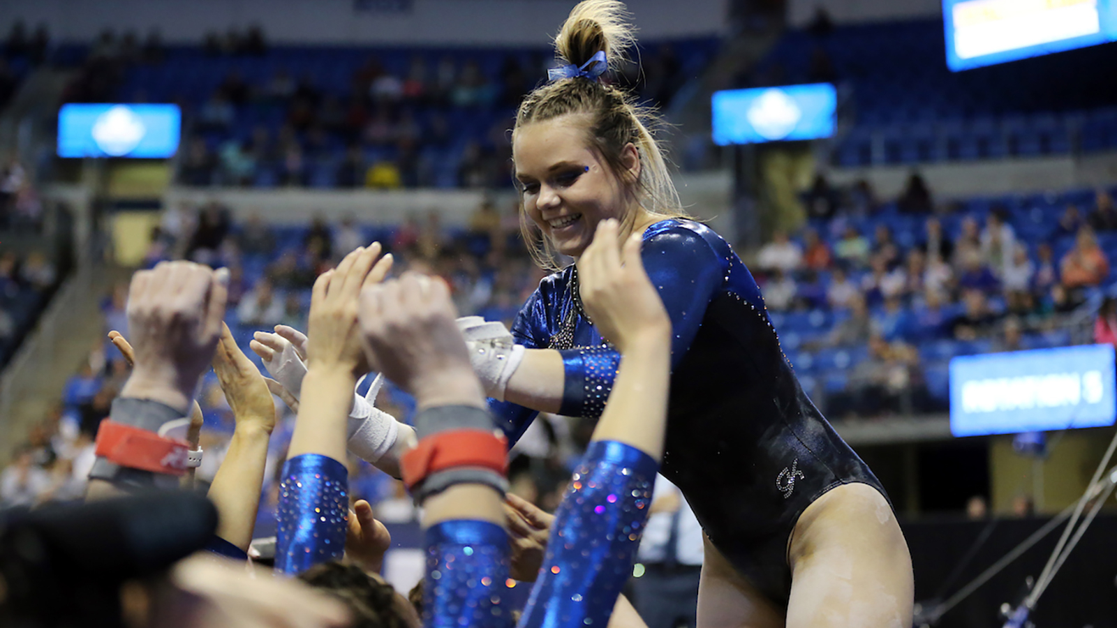 Ella Warren - Women'S Gymnastics - University Of Kentucky With Warren County Kentucky School Calendar