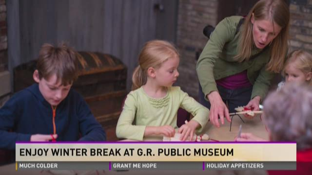 Enjoy Winter Break At Grand Rapids Public Museum | Wzzm13 With Regard To Grand Rapids Public School Spring Break