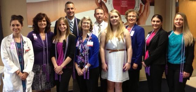 Esu Insider Esu Nursing Honor Society Holds Annual Throughout Stroudsburg School Calendar
