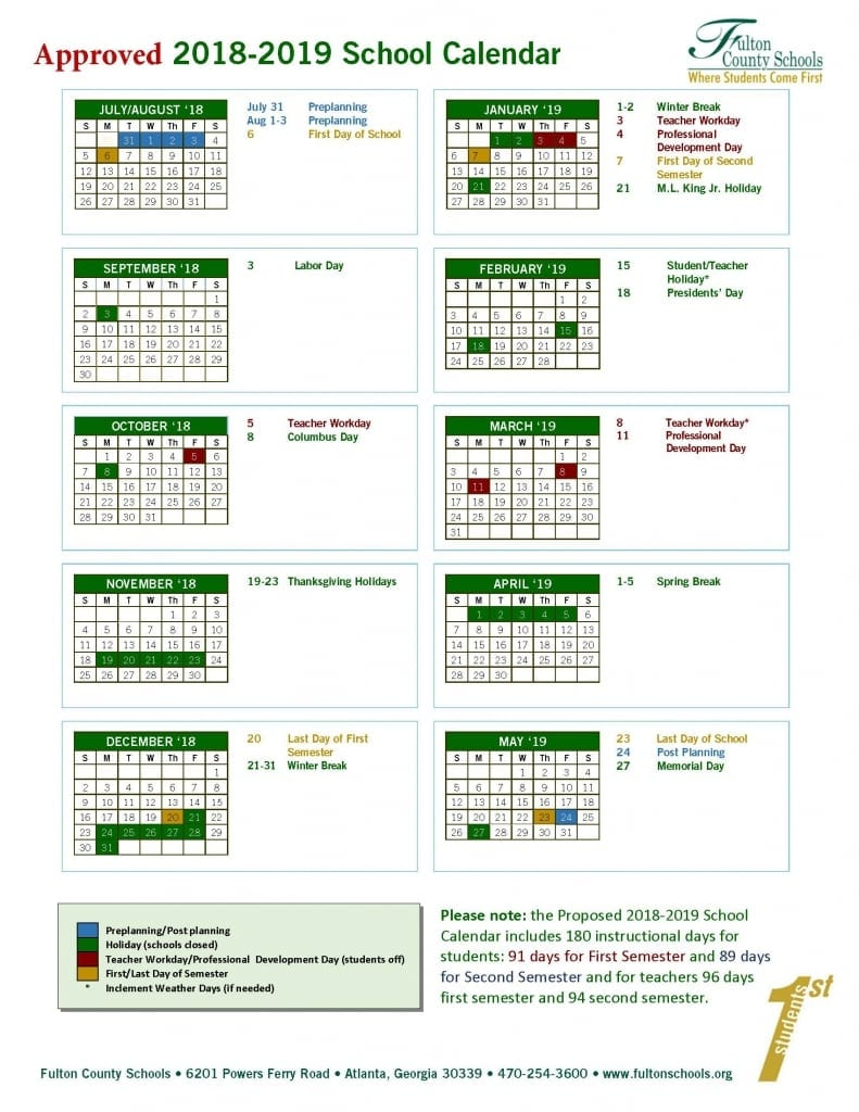 Fcs Peak Academy – Catapult Learning Within Oregon City High School Calendar 2021 2020