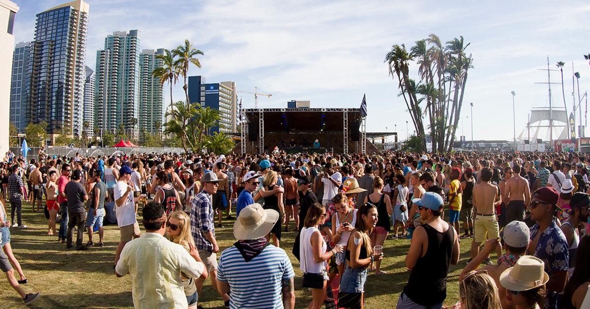 Festivals In San Diego, Ca 2018   San Diego Festivals Inside San Diego Music Calendar April