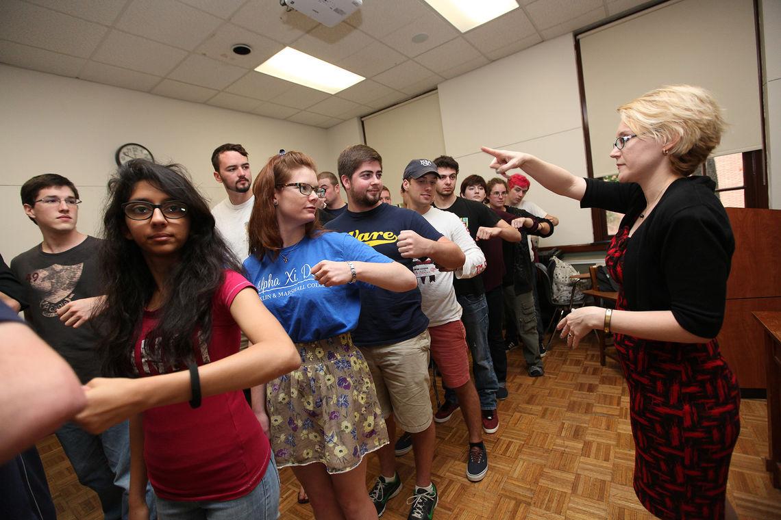 Franklin & Marshall – Professor Emily Huber Engages Students Inside Franklin And Marshall Academic Calendar