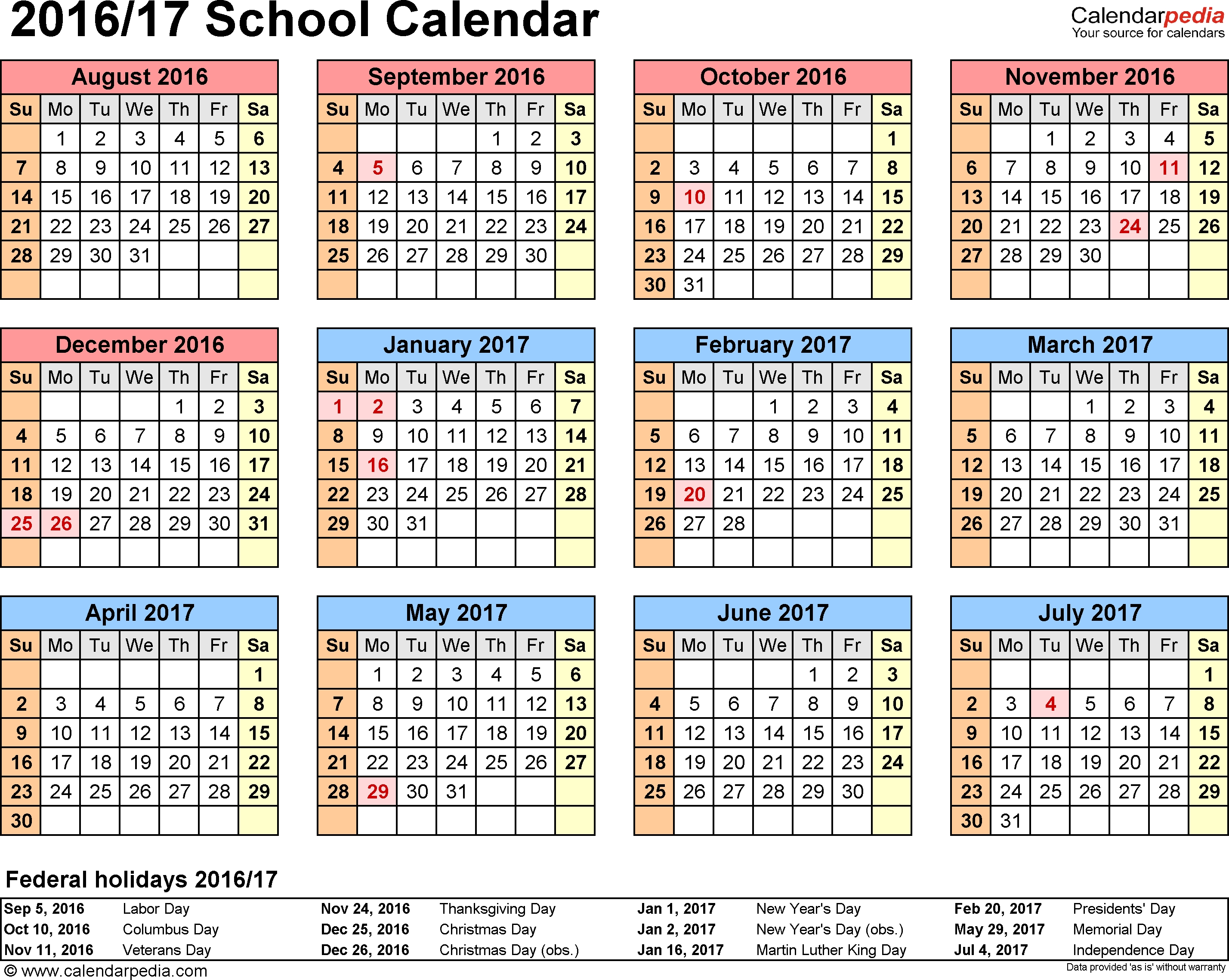 Free Printable Calendar 2020 17   Month Calendar Printable With Boyertown School District Calendar 2020 17