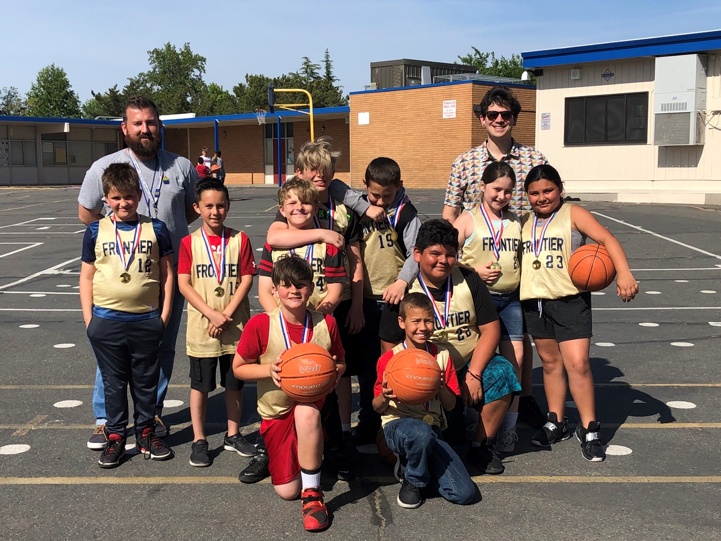 Frontier Elementary 2018 19 Memories From The Past Within Downey Unified School District Calendar 2020