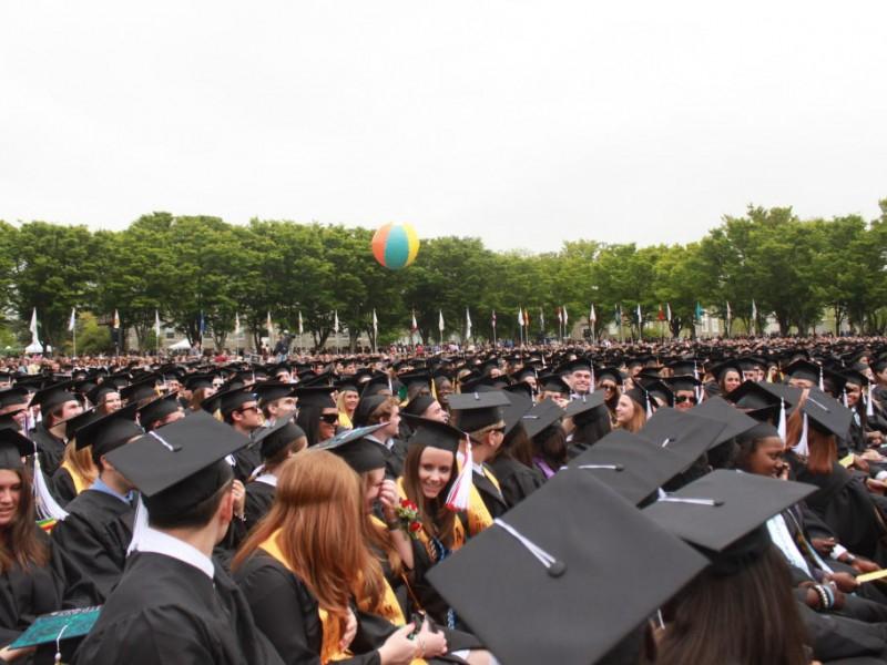 Gallery: Uri Class Of 2011 Commencement Ceremony With University Of Rhode Island School Calendar