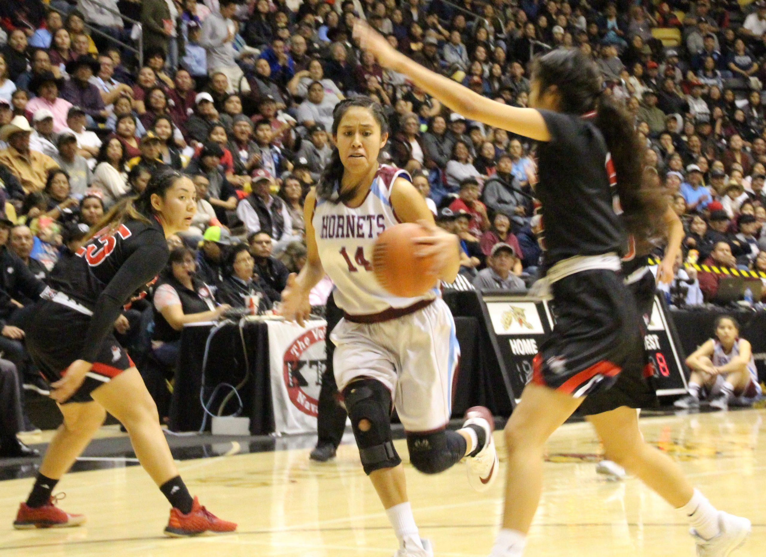 Girl's Championship: Page Defeats Ganado, 47-38 | Navajo for Rock Canyon High School Academic Calendar