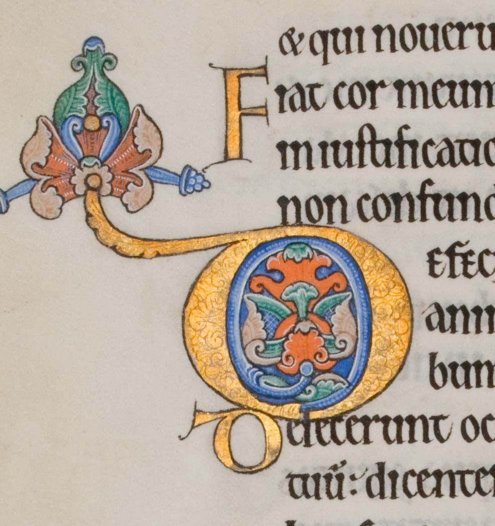Glasgow University Library. The Hunterian Psalter. England Intended For University Of Glasgow Calendar