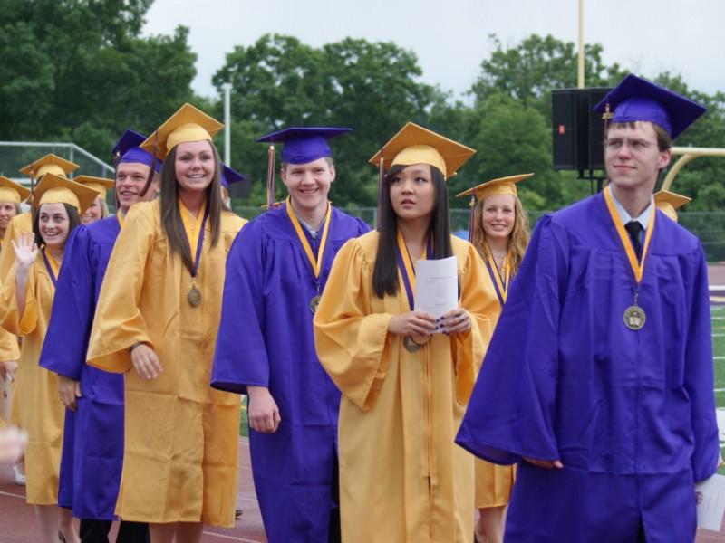 Graduation 2012: Congratulations, Plum Seniors | Plum With Regard To Plum Highschool Calander