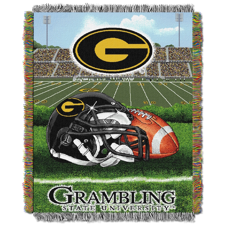 Grambling State Tigers Home Field Advantage Tapestry Within Grabling State Holiday Schedule